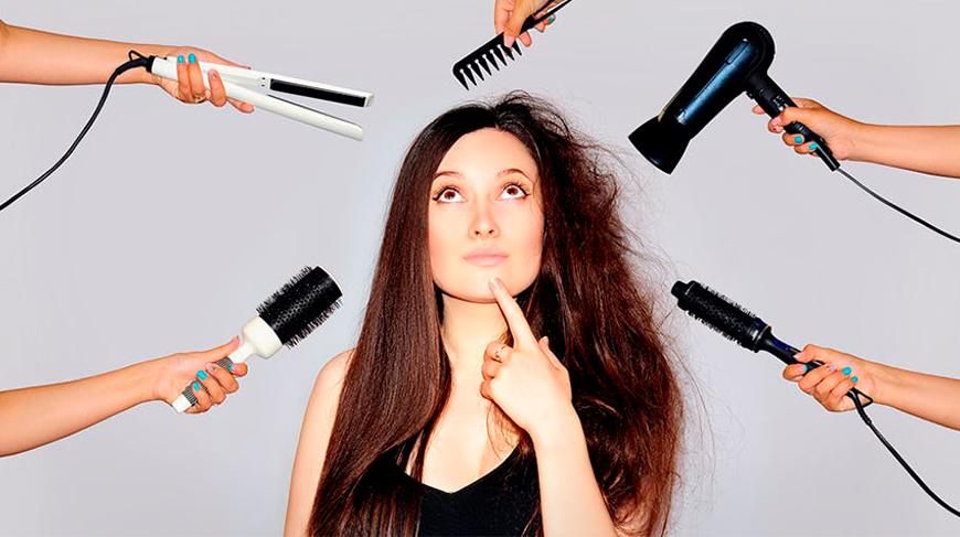 Лучшие инструменты для укладки волос дома