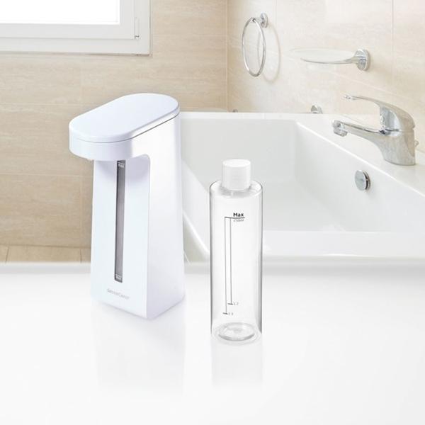 Дозатор мыла с датчиком SilverCrest