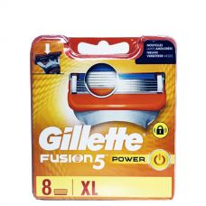 Gillette Fusion Power лезвия (сменные кассеты) 8 шт.