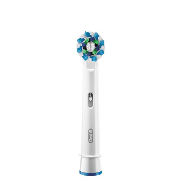 Сменные насадки Oral-B Cross Action EB50 (3 шт.) для зубной щетки