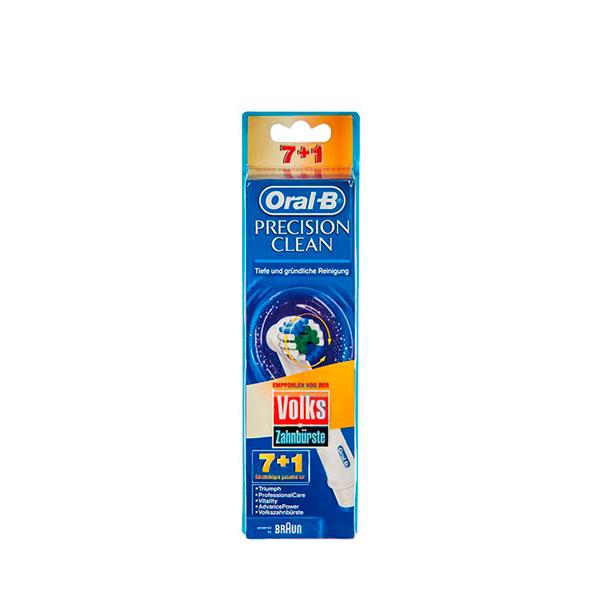 Oral-B насадки Precision Clean EB17 для зубной щетки