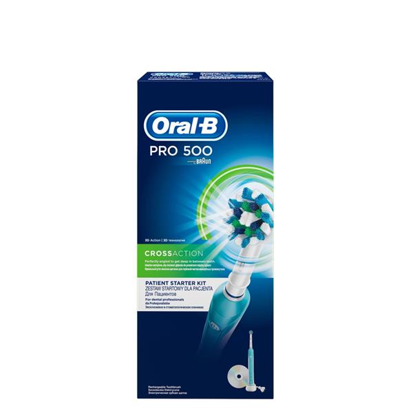 Зубная щетка Oral-B D16.513.U PRO 500