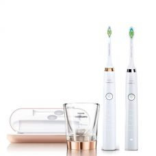 Family Philips Sonicare Diamond Clean HX9312/01 Gold Rose White