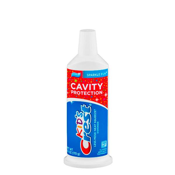 Детская зубная паста Kid's Crest Cavity Protection Sparkle Fun (170 г)