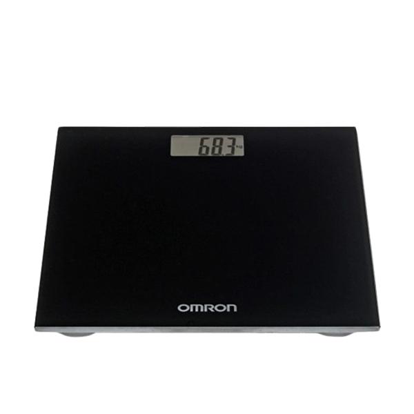 Весы напольные электронные Omron HN 289 EBK